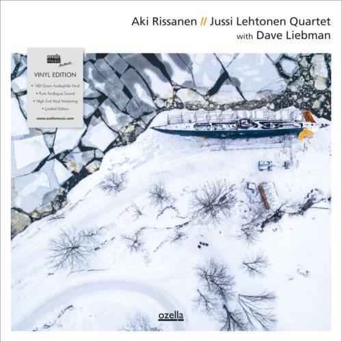 Rissanen, Liebman - Vinyl