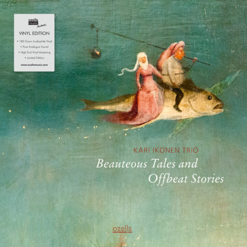 Beauteous Tales and Offbeat Stories - Vinyl