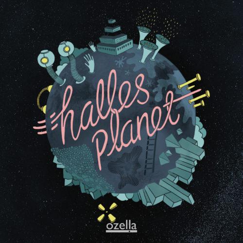 Halle's Planet - Vinyl